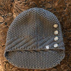 Women's Mountain Hardwear beanie Large Gray